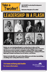 Leadership in a FLASH